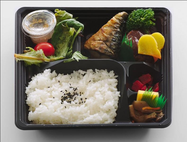 Et enfin (pour rester dans le thème de la nourriture)les mères japonaises préparent des petites boîtes avec des compartiments à l'intérieur pour placer chaque aliment, qu'on appelle...