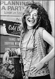 Ensuite une chanson de Janis Joplin !Oh Lord, won't you buy me a ... ?My friends all drive Porsches, i must make amends.Worked hard all my lifetime, no help from my friends.