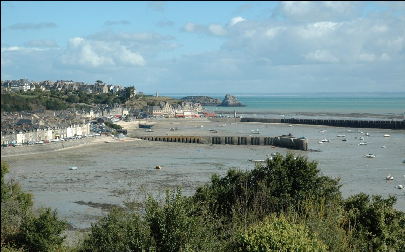 Et bien sûr, que serait la Bretagne si je ne parlais pas des fruits de mer ! L'une des villes les plus connues pour les huîtres et les moules se trouve en Ille-et-Vilaine. Comment se nomme cette ville ?