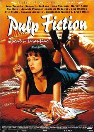 Quel acteur n'est pas présent dans le film culte Pulp Fiction ?