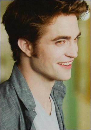 Quelle est la profession du père d'Edward ?