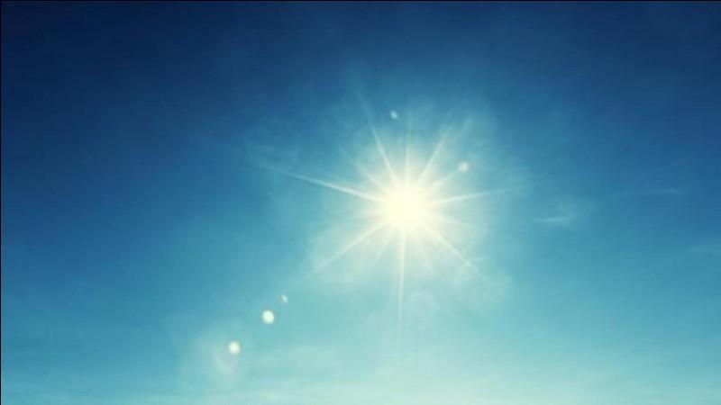 Pour toi, le soleil...