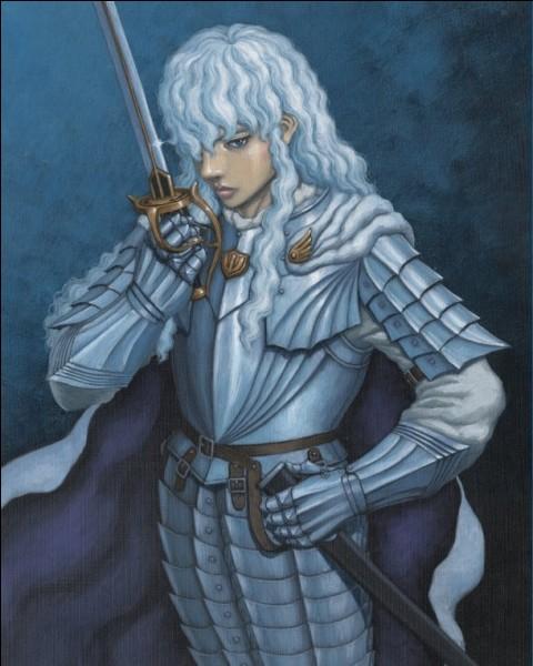 """Ce personnage de """"Berserk"""" nommé Griffith est sans hésitation l'un des plus sadiques. D'abord présenté comme un allié du héros, il va à la fin lui faire subir la chose la plus horrible qui soit. Son charme, son sadisme et son talent font de lui un formidable méchant. Mais au fait... quel est le surnom qu'on lui donne lorsqu'il dirige la terrible brigade des Faucons ?"""