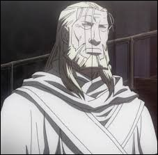 """Passons à """"Fullmetal Alchemist"""" ! Ce personnage appelé Père a créé les 7 Homonculus dans lesquels il a mis ses péchés pour devenir un être parfait. Mais quel est son but ultime ?"""