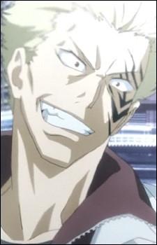 """Rien, qu'à voir sa tête on sait que ce type n'est pas net. Ce personnage de """"Toaru Majutsu no Index"""" est pourtant très intelligent. Nommé Kihara, il va trouver le moyen de contrer le pouvoir de l'esper de niveau 5 le plus puissant de la cité académique, et il va ainsi le faire souffrir avec son rire sadique. Comment Accelerator va-t-il le vaincre ?"""