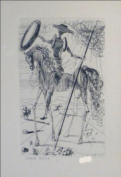 Qui a représenté Don Quichote ?
