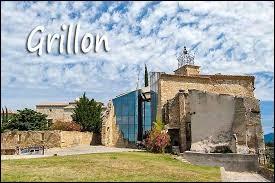 À Grillon (Vaucluse), les habitants se nomment les ...