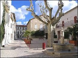 Nous sommes dans le centre de Tarascon (Bouches-du-Rhône). Les habitants de cette commune se nomment ...