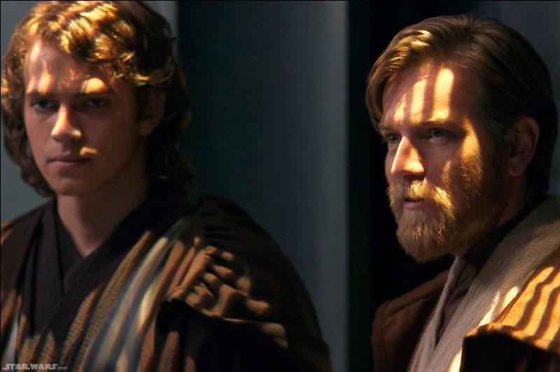 """Ton personnage préféré dans """"Star Wars"""" est..."""
