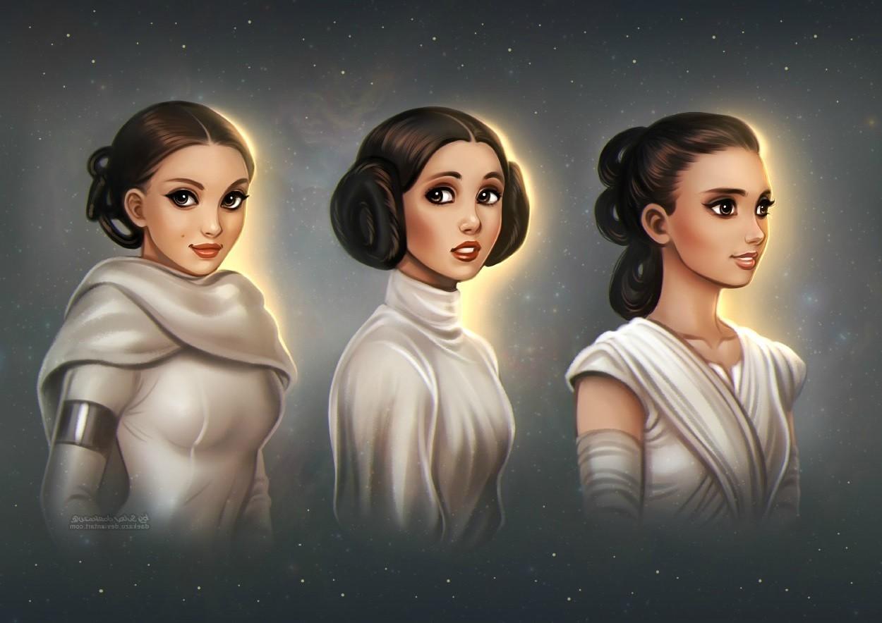 Quelle héroïne de 'Star Wars' pourrais-tu être ?