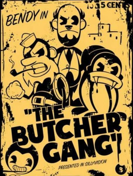 """Quel sont les VRAIs prénoms des personnages du """"Butcher Gang"""" ?"""