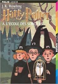 Harry Potter - Tome 1 (le livre)