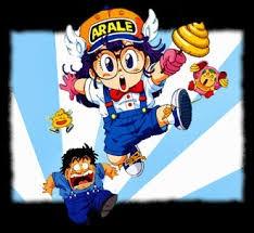 Elle, c'est Aralé Norimaki. Qui l'a créée ?