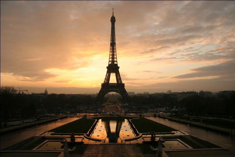 Y en a-t-il un à Paris ?