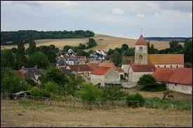 Village Marnais, Crugny se situe en région ...