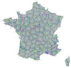 Saurez-vous situer ces communes ? (1387)