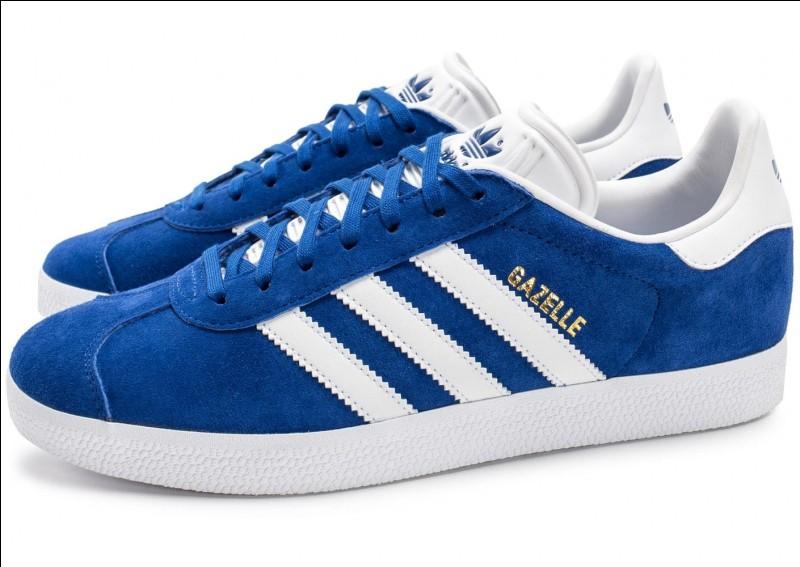 Quelle est cette paire de modèle Adidas ?