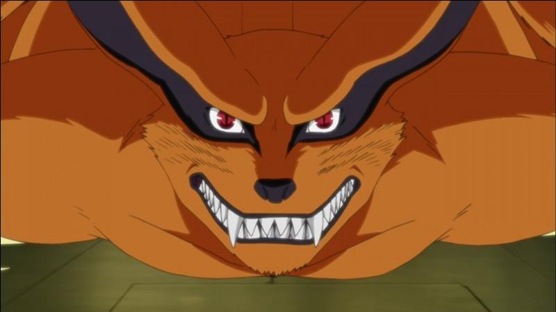 Quel est le prénom de Kyubi?