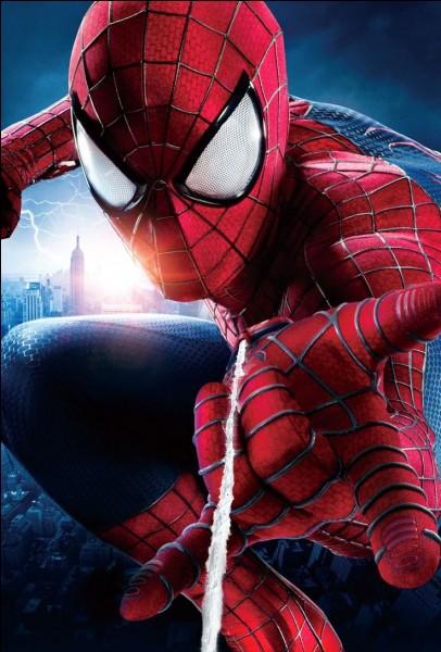 Comment s'appelle l'homme-araignée ?