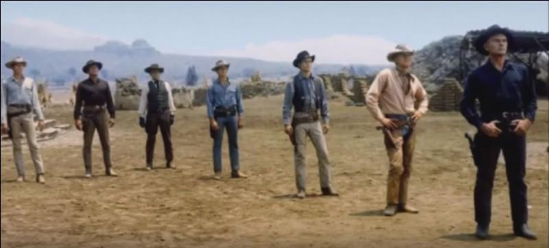 On dirait un western.