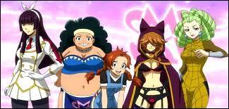 Si tu passais de Fairy Tail à Mermaid Heel (guilde du tournoi inter-magique), qui serais-tu ?