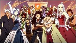 Qui es-tu dans la guilde de 'Fairy Tail' ?