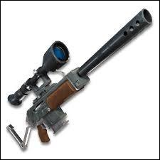 [Armes]À propos du sniper semi-automatique, cochez la/les proposition(s) juste(s) :