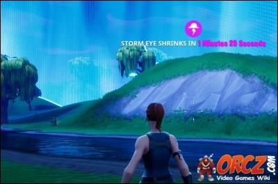[Général]À propos de la tempête, cochez la/les proposition(s) juste(s) :