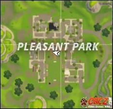 [Géographie]À propos de Pleasant Park, cochez la/les proposition(s) juste(s) :