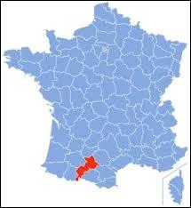 Laquelle de ces villes ne se trouve pas dans le département de la Haute-Garonne ?