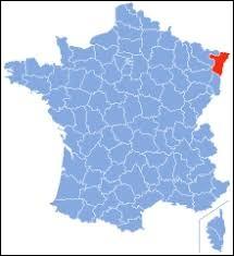 Laquelle de ces villes ne se trouve pas dans le département du Bas-Rhin ?