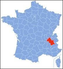 Laquelle de ces villes ne se trouve pas dans le département de l'Isère ?