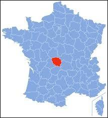 Laquelle de ces villes ne se trouve pas dans le département de la Creuse ?