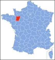 Laquelle de ces villes ne se trouve pas dans le département de la Mayenne ?