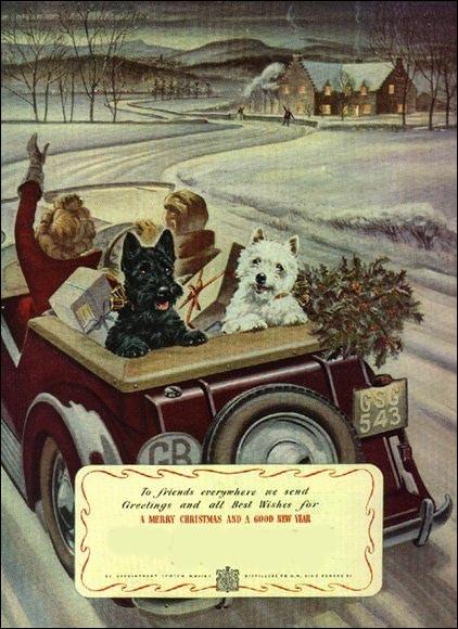 Quelle denrée est représentée sur cette vieille affiche publicitaire ?