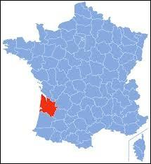 Laquelle de ces villes ne se trouve pas dans le département de la Gironde ?