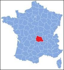Laquelle de ces villes ne se trouve pas dans le département du Puy-de-Dôme ?