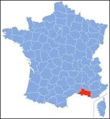 Laquelle de ces villes ne se trouve pas dans le département des Bouches-du-Rhône ?