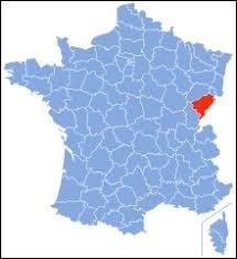 Laquelle de ces villes ne se trouve pas dans le département du Doubs ?