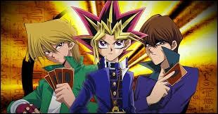 Moi je suis le personnage principal, je suis Yugi, comment s'appelle mon rival ?