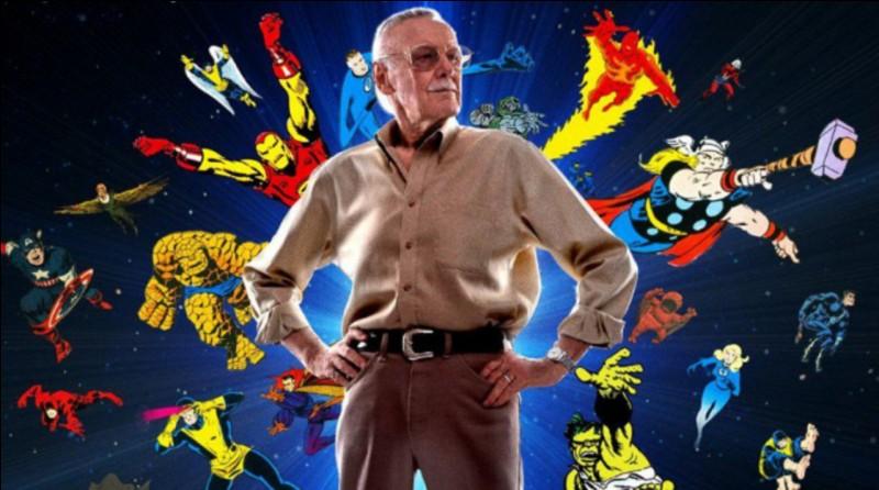 Combien de caméos Stan Lee a-t-il faits au total dans les films du Mcu jusqu'en 2017 ?