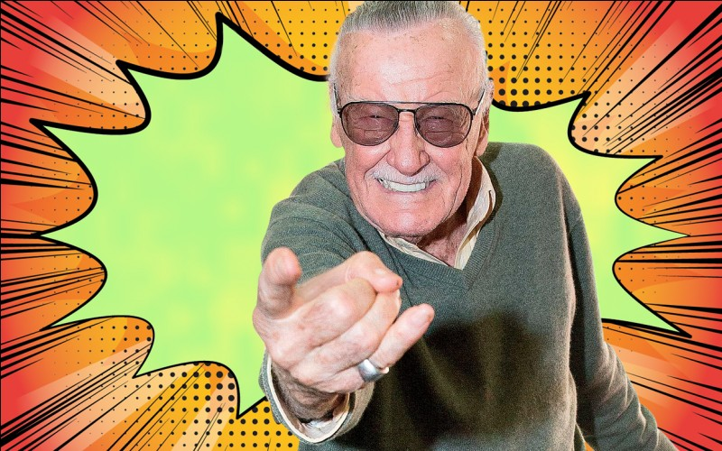 Lequel de ces personnages n'a PAS été créé par Stan Lee ?