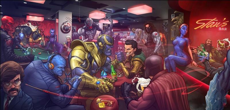 Quels sont les seuls super-vilains de Marvel encore en vie ?
