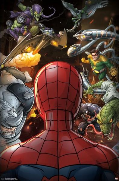 Dans les films Spider-Man au cinéma, ce dernier a déjà combattu plus de :
