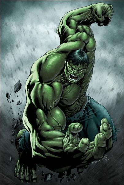 De 2000 à 2018, le personnage de Hulk a été interprété par :