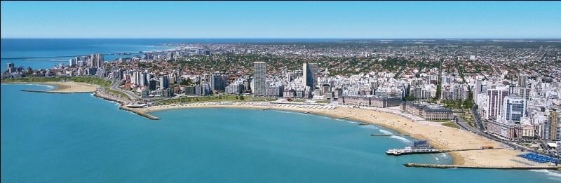 Saurez-vous situer Mar del Plata ?