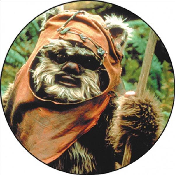 Quelle tribu aide les gentils dans ''Star Wars, épisode VI : Le Retour du Jedi'' ?