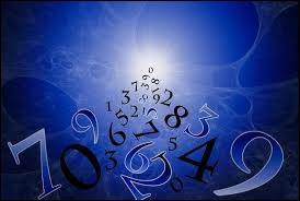 La numérologie la plus commune se fait à...