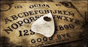 Quel est le nom de cette planche utilisée en spiritisme ?