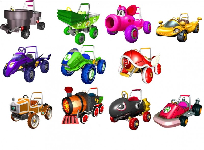 Quel véhicule utilises-tu ?